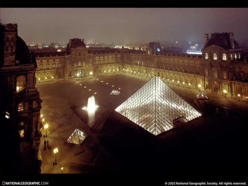 فراماسونري و موزه لوور پاریس ! فراماسونري و موزه لوور پاریس !